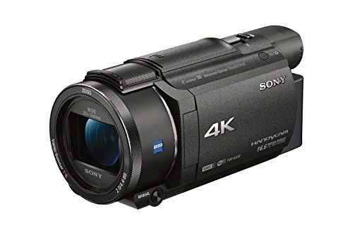 Discover Bargain Sony FDRAX53/B 4K HD Video Recording Camcorder (Black)