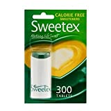 Sweetex Dispenser 300 Tablets