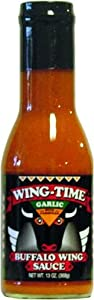 Wing-time Garlic Sauce 1275 Fl Oz from AmericanSpice.com