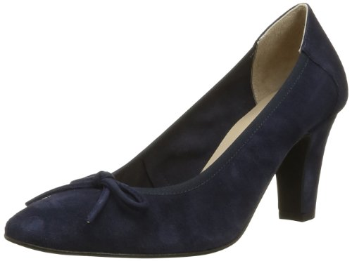 Studio Paloma Women's Davy Court Shoes Blue Bleu (Ante Marino) 3.5 (36 EU)