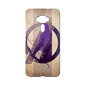 G-STAR Designer Printed Back case cover for Asus Zenfone 3 (ZE552KL) 5.5 Inch - G4247