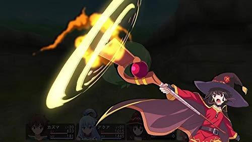 この素晴らしい世界に祝福を!~希望の迷宮と集いし冒険者たち~ - PS4  ゲーム画面スクリーンショット2