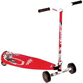 Pulse Slither Scooter with Sidewalk Shredder Graphics