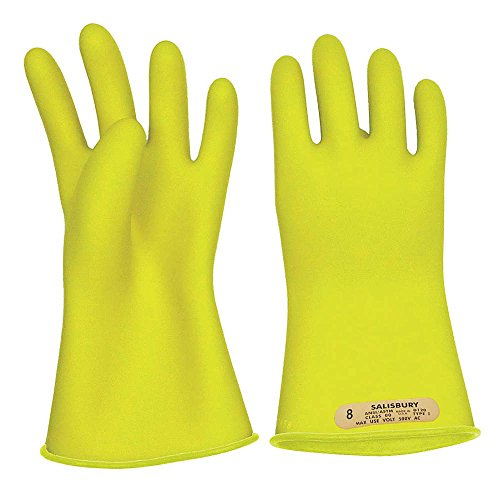 Electrical Gloves, Class 00, Size 9, Pr E0011Y/9