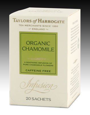 Taylors of Harrogate - Organic Chamomile Herbal Tea - 20 Teabags