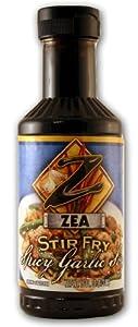 ZEA Rotisserie's Spicy Garlic Soy Sauce