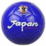 Jリーグエンタープライズ 日本代表 サッカーボール 5号球 ブルー×ホワイト