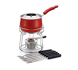 Rachael Ray 2-qt. Red Stainless Steel Fondue Set