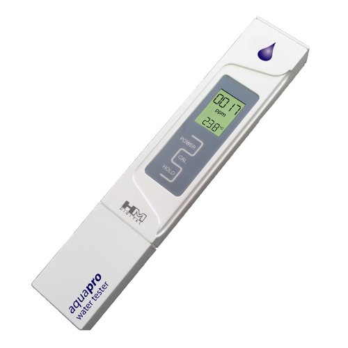 HM Digital Aqua Pro TDS/Tempreture Water Tester