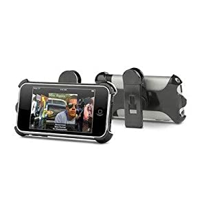 DLO VentMount Kickstand Case for iPod Touch (Black)