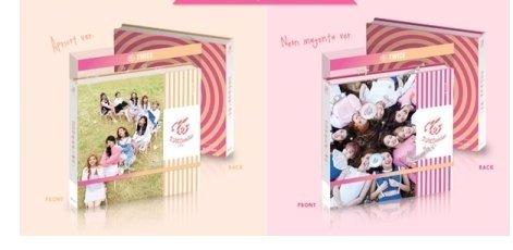 CD : Twice - 3rd Mini Album (Asia - Import)