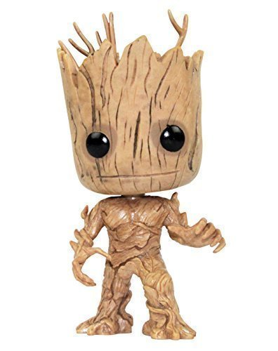 Funko Pop! Guardians Of The Galaxy Groot Vinyl Bobblehead Figure