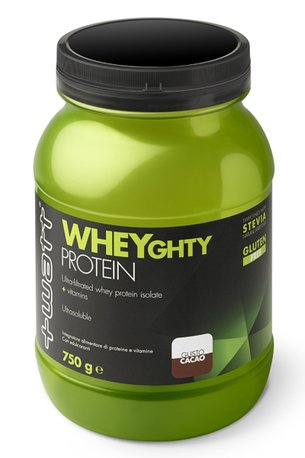 wheyghty protein 750g naturale