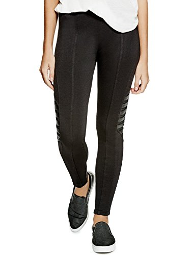GUESS Womens Damien Ponte Leggings