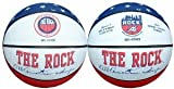 Anaconda Sports® The Rock® MG-4200B-FLAG Men's Rubber Red, White & Blue Basketball