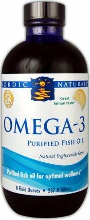 Nordic Naturals Liquid Omega 3