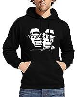 Premium Hoody - Kapzen-Sweatshirt - 4 Fäuste gegen Rio No7