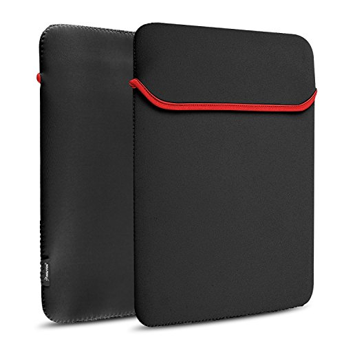 eForCity Soft Laptop Sleeve for Apple MacBook Pro 13-Inch, Black (435228)