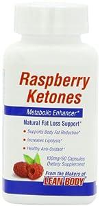 Labrada Raspberry Ketones, 60 Count