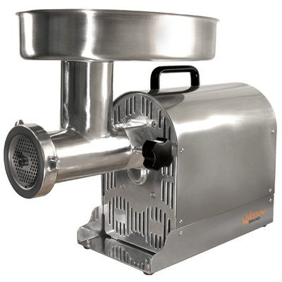 Weston 08-3201-W PRO-1050 #32 Electric Meat Grinder & Sausage Stuffer (Pro Meat Grinder compare prices)