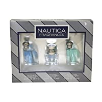 Nautica The Nautica Collection 3 Piece Gift Set for Men by Nautica