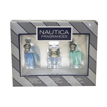 Nautica The Nautica Collection 3 Piece Gift Set for Men