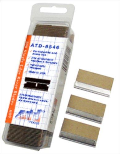 Advanced Tool Design Model  ATD-8546  Single Edge Razor #9 Razor Blades - 100/box