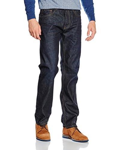 Ben Sherman Jeans The Cobden, 13Oz Dry Rub blau