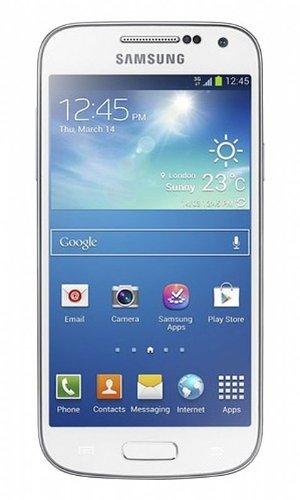 Factory Unlocked SAMSUNG GALAXY S4 MINI GT-i9195 LTE 8GB-UNLOCKED International Version - White