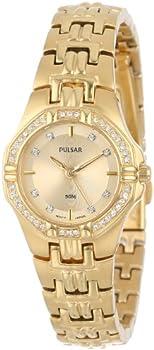 Pulsar Stainless Steel Women's Watch