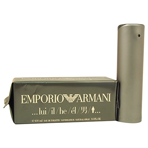 Giorgio Armani Emporio Armani Lui Eau de Toilette, Uomo, 100 ml