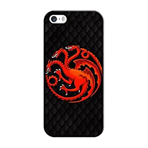 EYP Game Of Thrones GOT House Targaryen Back Cover Case for Apple iPhone 5