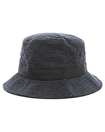 Amazon.com: OBEY Men's Bercon Bucket Hat TU Blue: Clothing