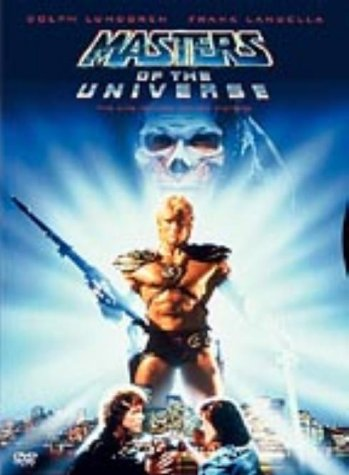 Masters Of The Universe [DVD] [1987]