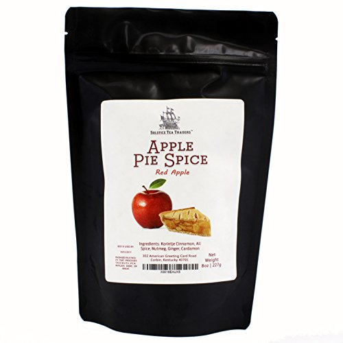 Apple Pie Spice (8 oz), Hand Blended Mixture of Baking Spices for Apple Pies, Desserts and Dishes (Apple Pie Jelly compare prices)