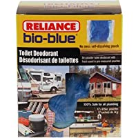 Reliance Products Bio-Blue Toilet Deodorant Packaged (12-Pack) from Reliance Products