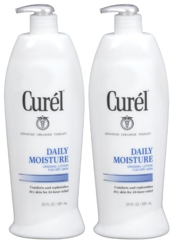 Curel Daily Moisture Body Lotion, Original Formula - 20 oz - 2 pk