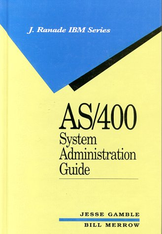 AS/400 System Administration Guide PDF