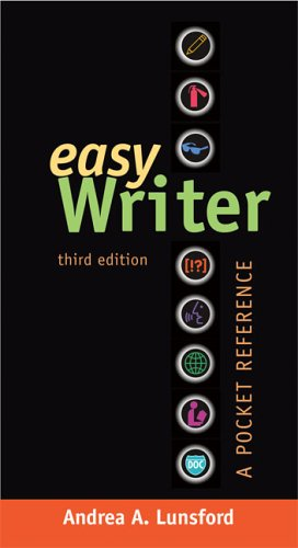 EasyWriter: A Pocket Reference