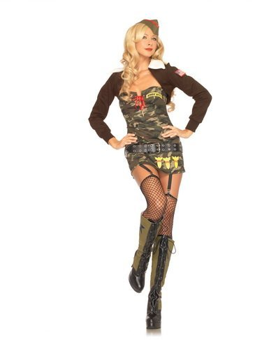 Bombin' Betty Costume - Medium - Dress Size 8-10