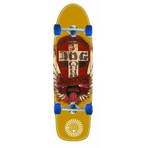Dogtown DT Bulldog Vintage Complete Skateboard