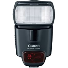 Canon Speedlite 430EX II TTL Shoe-Mount Flash