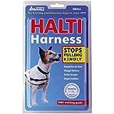 HALTI HARNESS BLACK/RED small