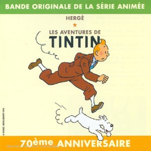 Les Aventures De Tintin (Bof)