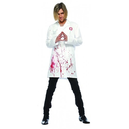 Dr. Gore Evil Doctor Halloween Costume