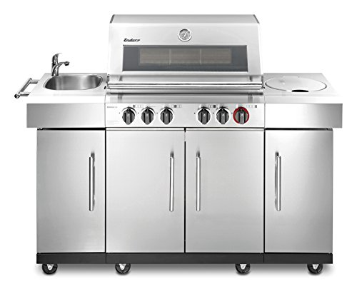 Enders 8725 Gasgrill Kansas 4 SIK Turbo