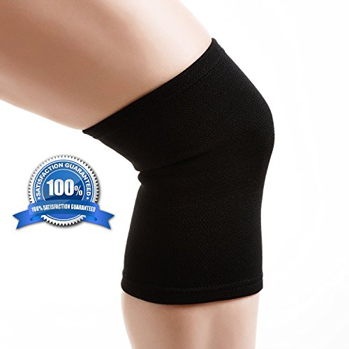 Compression-Knee-Sleeve-by-Wolsport-Premier-Sports-Accessories-for-Improved-Circulation-Relief-from-Arthritis-Joint-Pain-Choose-Quality