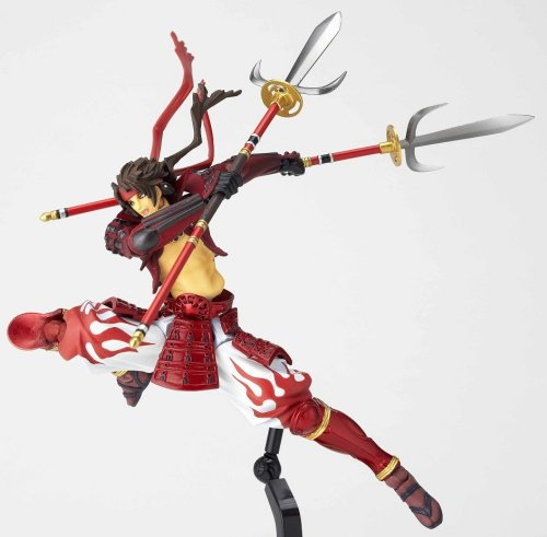 Sengoku Basara : Sanada Yukimura Revoltech 080 Action Figure