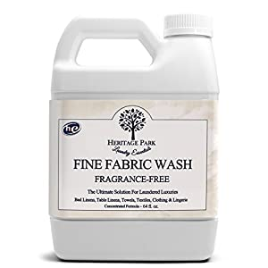 Heritage Park Fragrance-Free HE Laundry Detergent