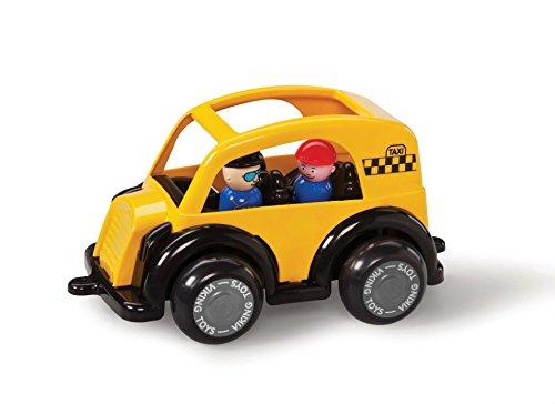 "Viking Toys Super Chubbies 10"" Taxi - 1"